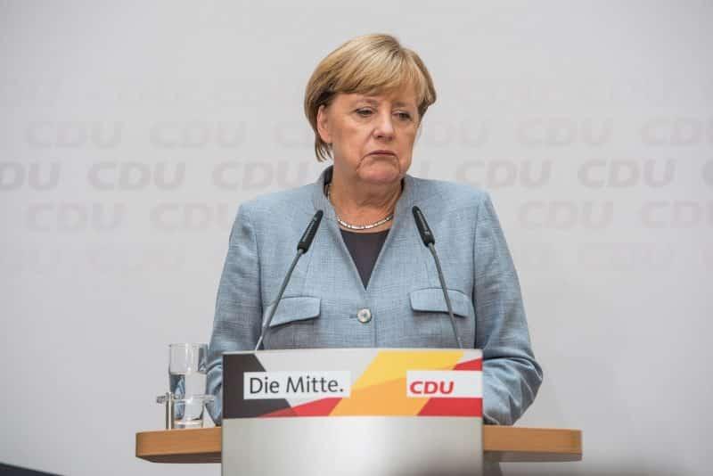 Angela Merkel au cœur de la relance européenne