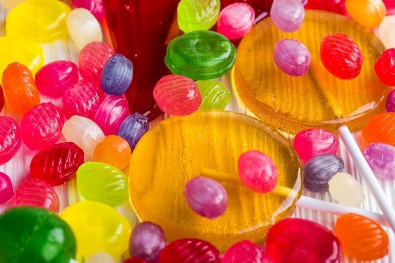 Payer pour manger des bonbons, l'emploi rêvé