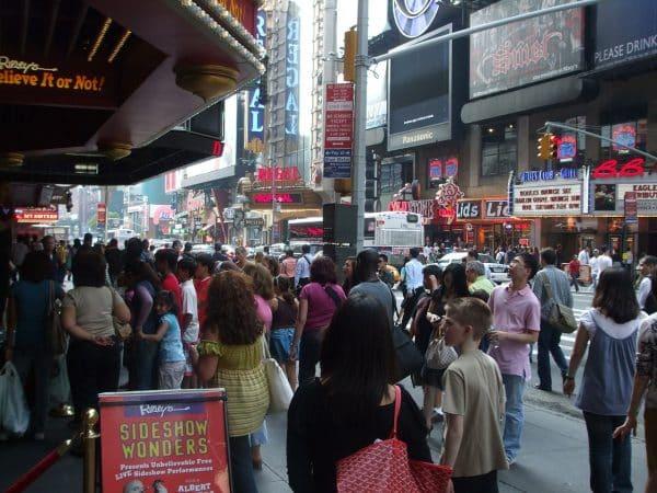 Broadway et ses théâtres n'ouvriront pas avant janvier 2021