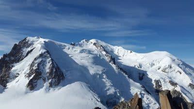 Le mont Blanc reste le mont Blanc