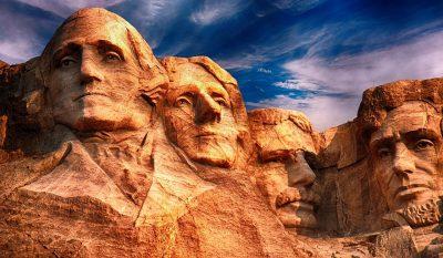 Les 4 présidents les plus marquants de l'Amérique sculptés au Mont Rushmore