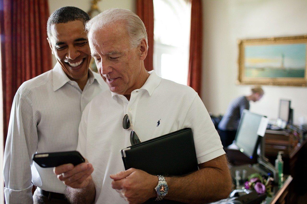 Joe Biden face à Donald Trump